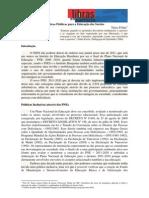 Tanya Felipe Politicas Publicas Educacao Surdos Anais INES2011