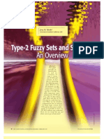 Type 2 Fuzzy Sets and Systems an Overview del