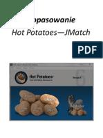 Hot Potatoes - Przewodnik - Jmatch