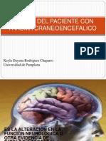 Manejo Del Paciente Con Trauma Craneoencefalico