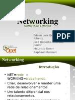 Networking - Como fazer e manter