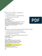 Laboratory Specimens and Microscopy, MLT 1040_ Quiz 2