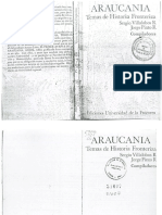 Araucania Temas de Historia Fronteriza