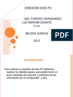 CONEXION DE 2 PC