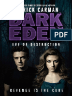 Dark Eden -- Eve of Destruction by Patrick Carman