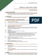 Norma Codex Avena