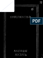 Emblemas - Andrea Alciato