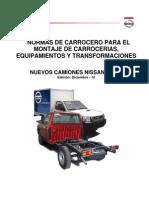 91032677 Manual Carrocero Nissan