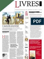 Supplément Le Monde des livres 2012.05.25