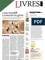Supplément Le Monde des livres 2012.06.01