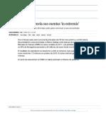 Imprimir - El Banco Gallego envía sus cuentas 'in extremis' _ Galicia _ EL PAÍS