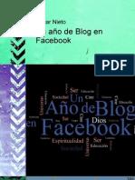 Un Ano de Blog en Facebook