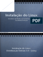 LPI101_Instalacao Do Linux