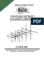 Laser 400