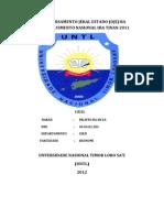 Papel Orsamento Jeral Estado Ba Dezenvolvimento Nasional Iha Tinan 2012