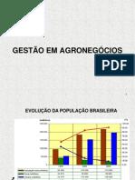 GESTÃO EM AGRONEGÓCIOS