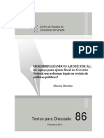 TD86-Desembrulhando o Ajuste Fiscal