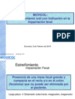 07 2010-03-02 Impactacion Fecal - Movicol JR.aginaga
