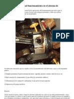 Daños al motor por mal funcionamiento en el sistema de lubricación