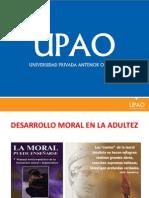 Clase - 12 - Moralidad en La Adultez
