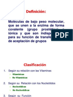 Bioquímica Unidad 2 parte II
