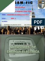 Medidor de Energia Electrica