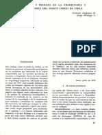 Estructura y Proceso en La Prehistoria