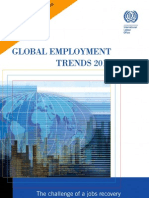 Global Employment Trends 2011