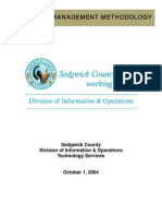 Project Management Methodology Sedgwick County Kansas Dio4977