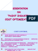 g2 Cost Op Tim is at Ion in Paint Industry Bysubirbose 110302044303 Phpapp01