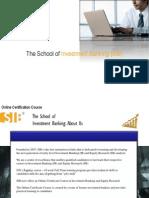 SIB Online Presentation