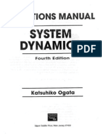 System Dynamics Ogata 4th
