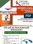 El Exporta Facil en La Joyeria