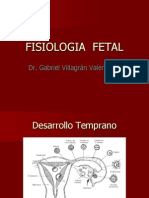 08 Fisiología Fetal - Dr. Villagrán