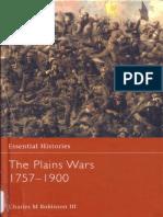 Osprey Essential Histories 059 Plains Wars 1757 1900