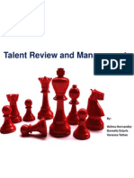 Talent Review and Management