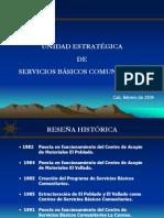 Unidad estratégica SeBaC- Presentación Revisada