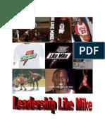 Leadership Like Michael Jordan