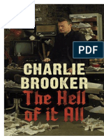 Charlie Brooker - The Hell of It All