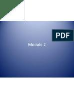 SM Module 2