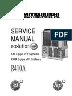 Service Manual - KX4 & KXR4