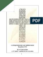30.  El sí fiel de Dios y el amén confiado de los creyentes - Benedicto-XVI