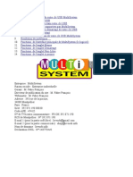 Multisysteme Documentation