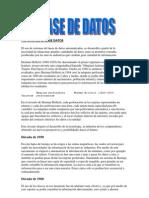 Expo Sic Ion Base de Datos