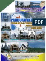 Panduan Kegiatan Perayaan HUT Ke-50 P/KB GMIM Tahun 2012 Di Rayon Bitung