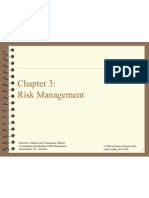 Ch03 Risk Mgmt