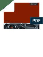 Manual Utilizare Smart Fortwo Modelul 450