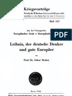 Becker-Leibniz
