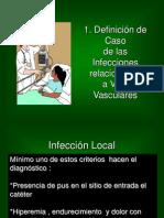 Epidemiologia y Fr Inf Vias Vasc