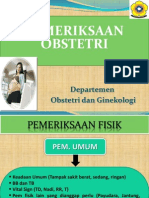 Pemeriksaan+Obstetri Pemeriksaan+Luar